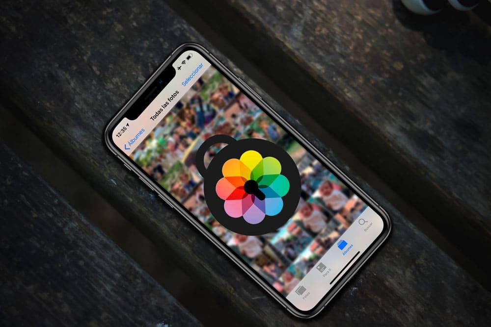 Aprende Cómo ocultar fotos en iPhone o iPad en TRES pasos