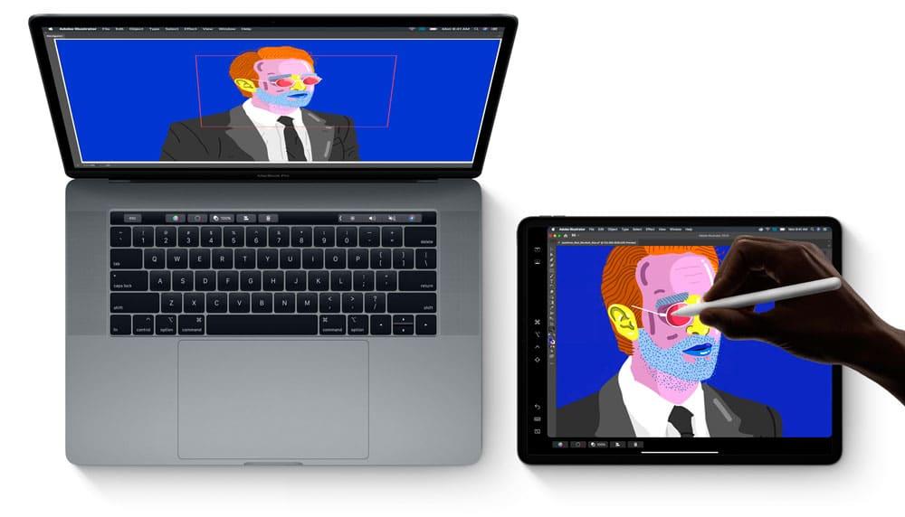 iPad como monitor externo gracias al modo Sidecar