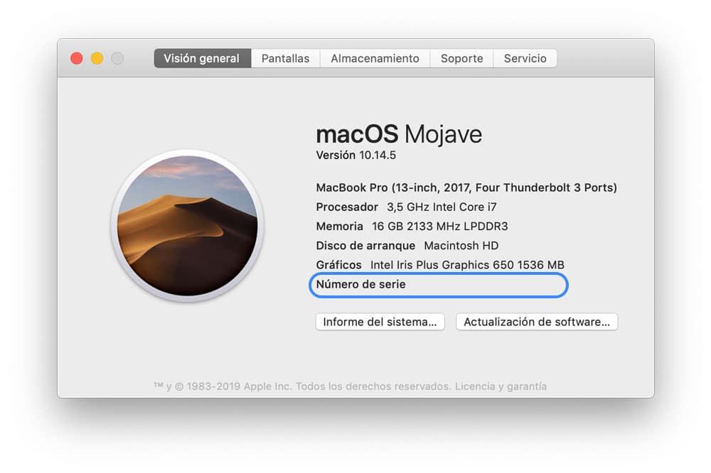 sustitución baterías del MacBook Pro de 15