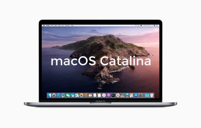 Novedades macOS Catalina