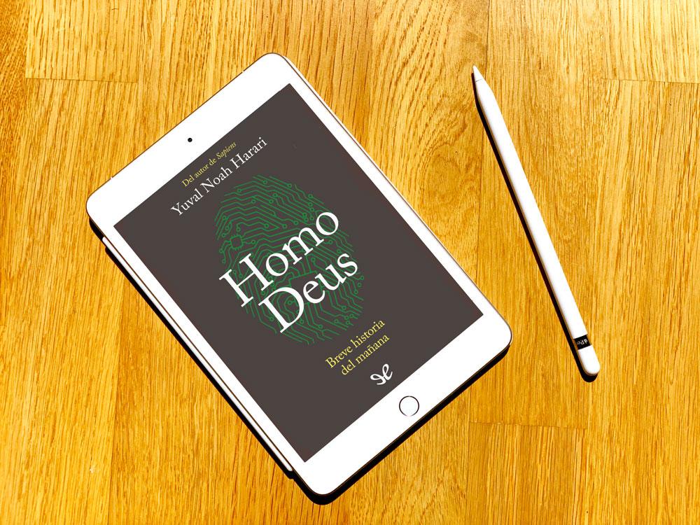 Leer libros en iPad mini 5
