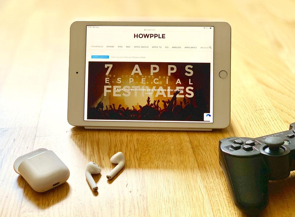 Analizamos el nuevo iPad mini 5