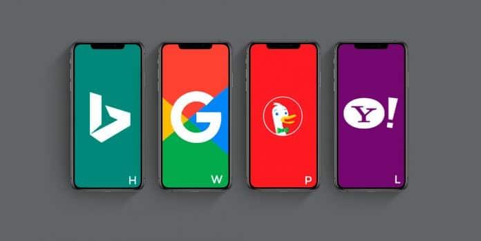 Cómo cambiar el buscador que usa Safari en iPhone y iPad