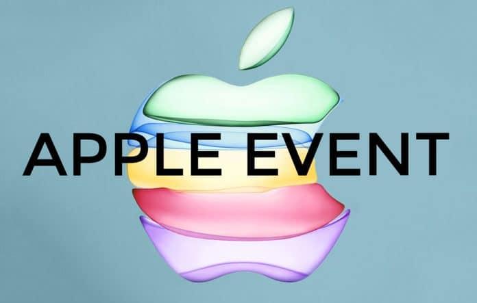 Evento de Apple Septiembre Nuevo iPhone 11 Nuevo Apple Watch nuevo Apple TV