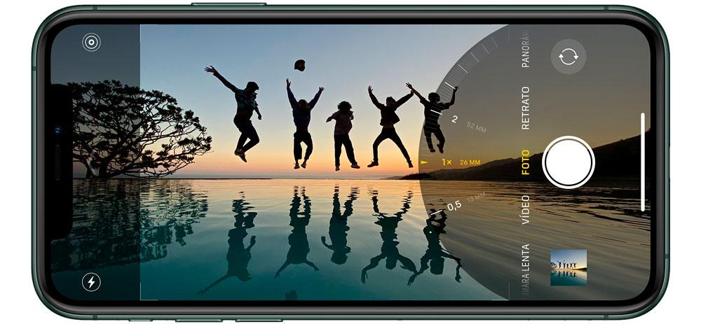 Cámara del iPhone 11 Pro