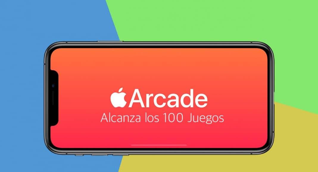 Apple Arcade llega a los 100 juegos