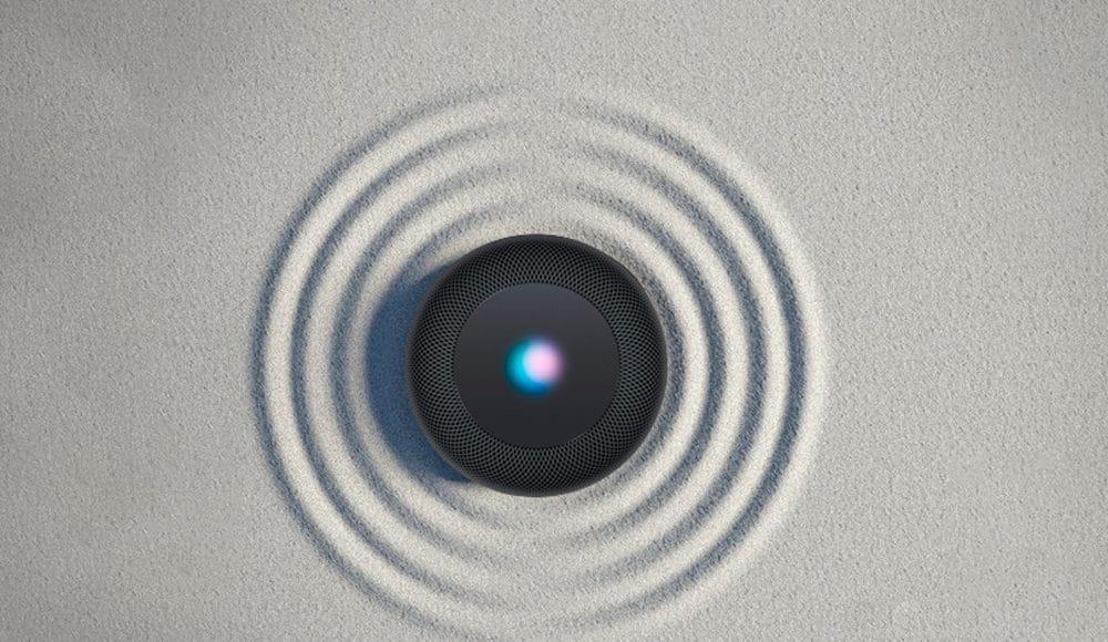 Cómo usar los sonidos ambientes del HomePod