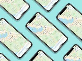 compartir ubicación mapas de Apple