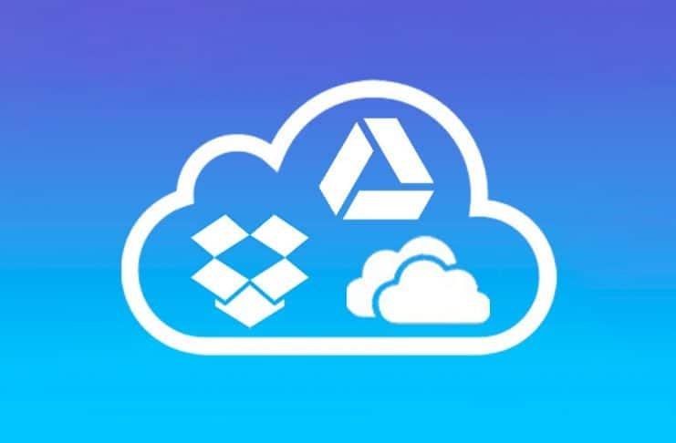 Cómo Pasar archivos de Dropbox a iCloud
