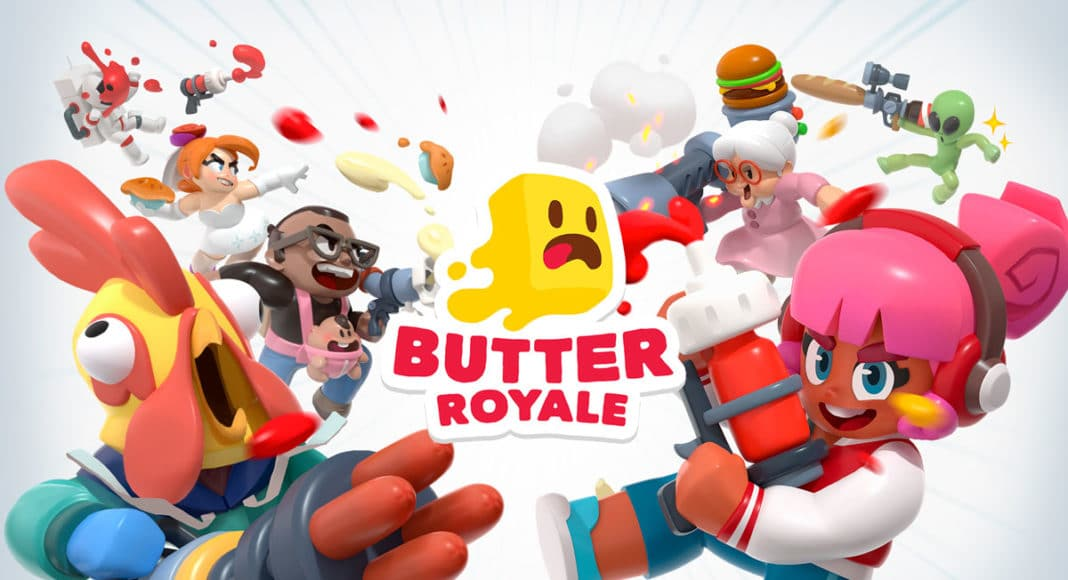 Apple Arcade Butter Royale