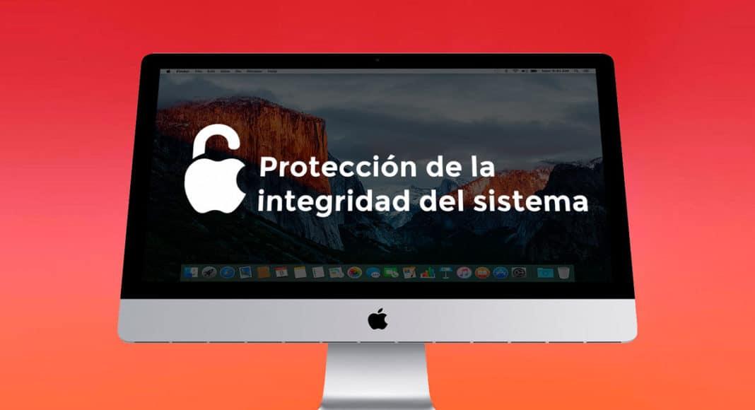 protección de la integridad del sistema