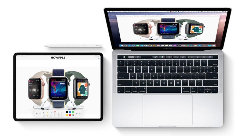 Cómo marcar documentos en Mac desde el iPhone o el iPad