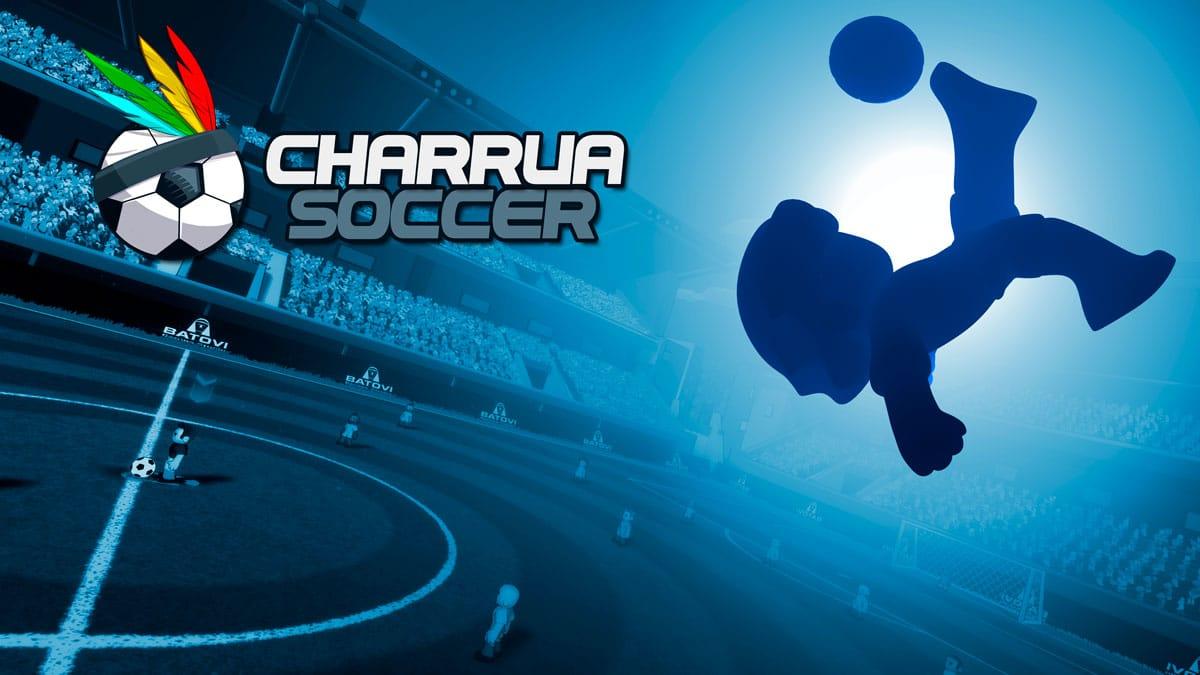 Juego futbol Apple Arcade Charrua Soccer