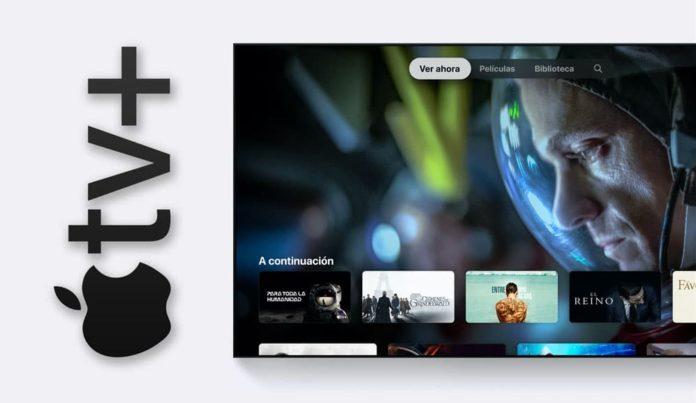 seleccionar la calidad de las películas de Apple TV+