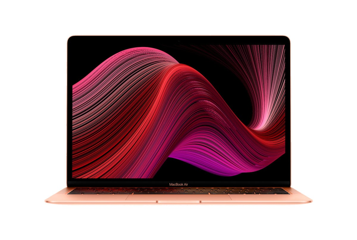 Nuevo MacBook Air 2020
