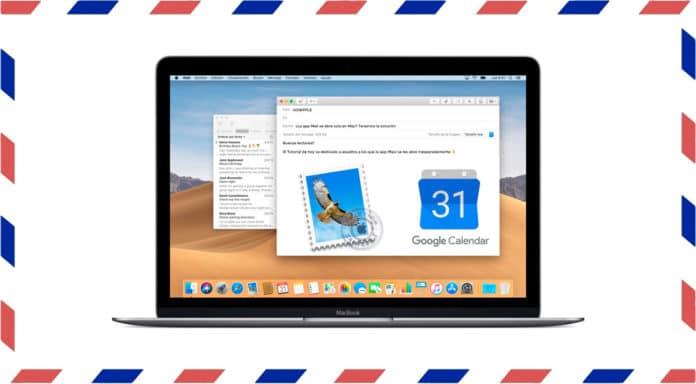 solución a Mail se abre solo en Mac