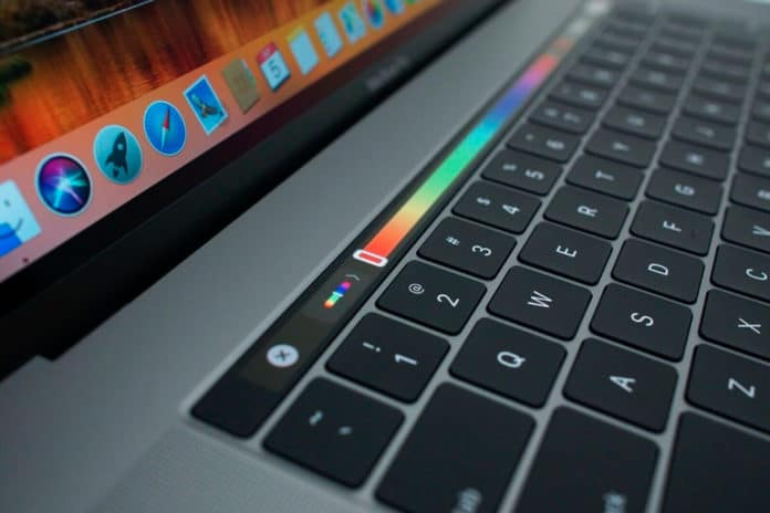 Cómo reiniciar Touch Bar en Mac
