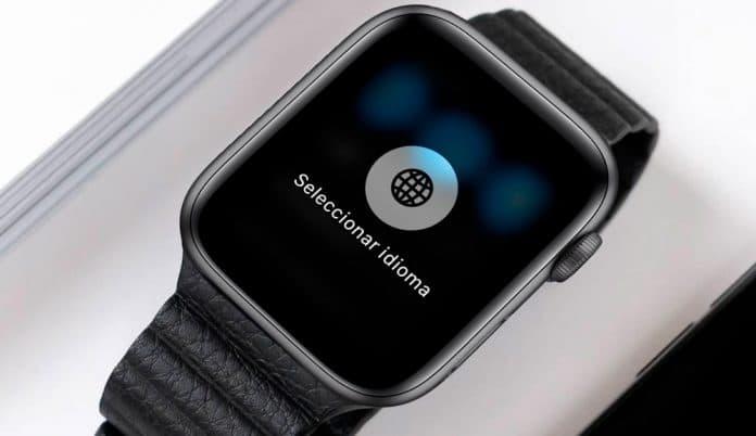 Cómo cambiar el idioma al escribir con el Apple Watch