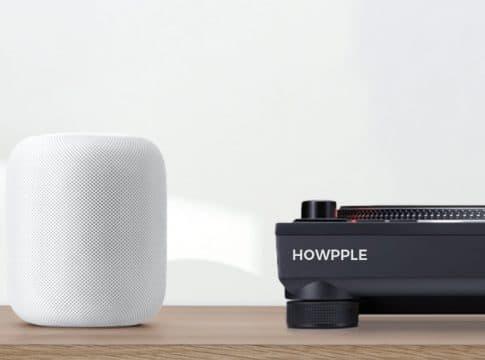Cómo escuchar discos en el HomePod de Apple