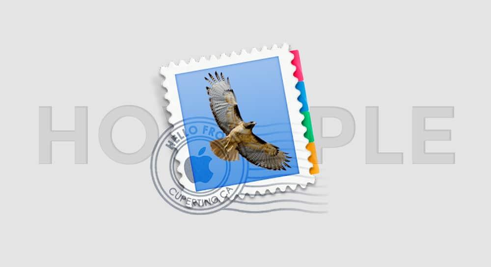 organizar los mails con indicadores en mail para macOS