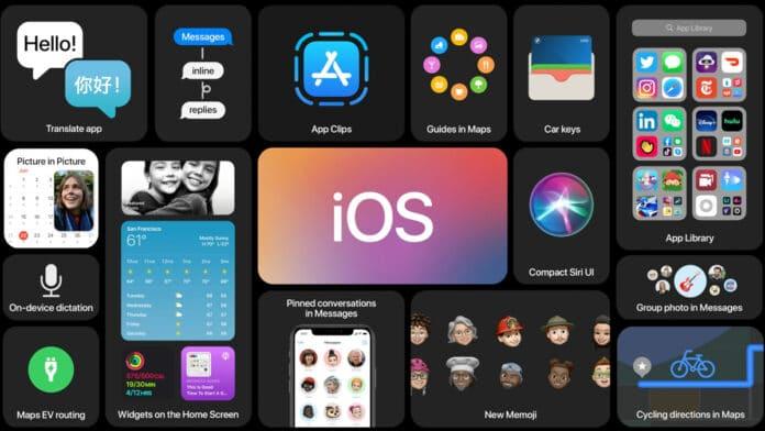 Novedades iOS 14