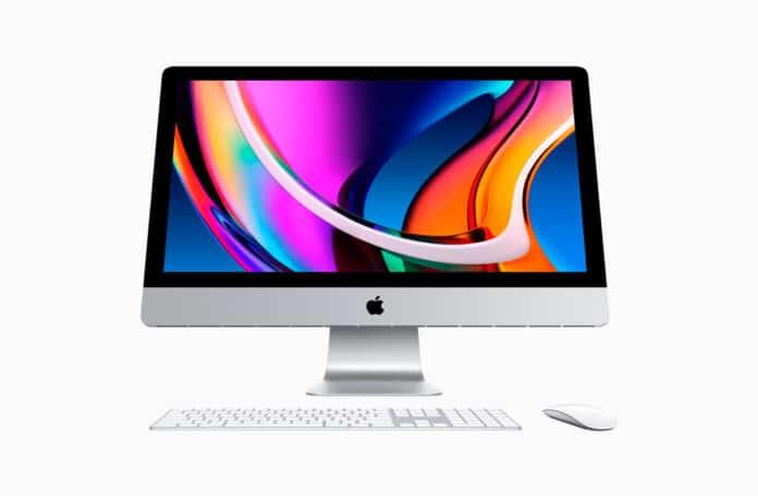Apple anuncia nuevo iMac 2020