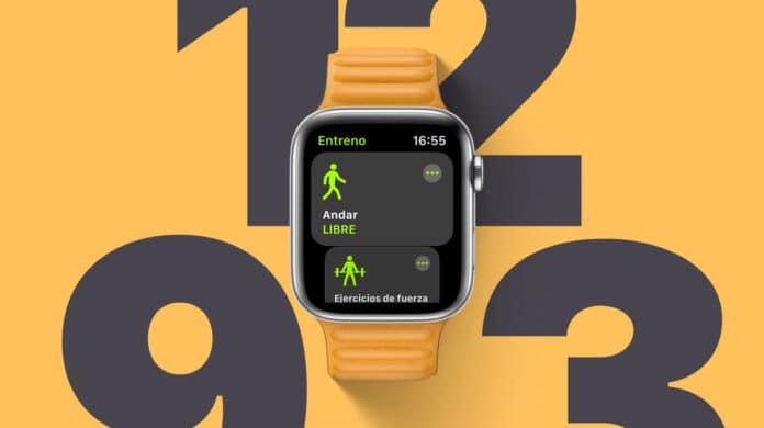 Cómo cambiar las unidades de medida de nuestros entrenos en Apple Watch