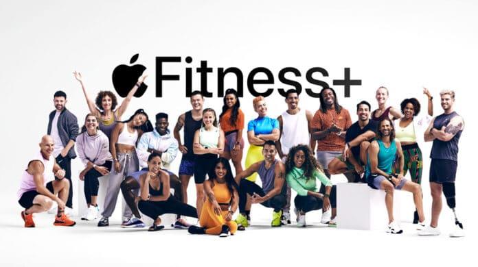 Fitness+ entrenador personal apple