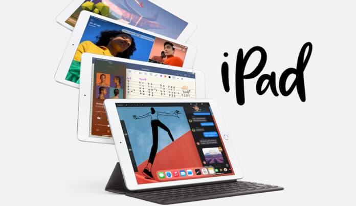 Nuevo iPad de octava generación