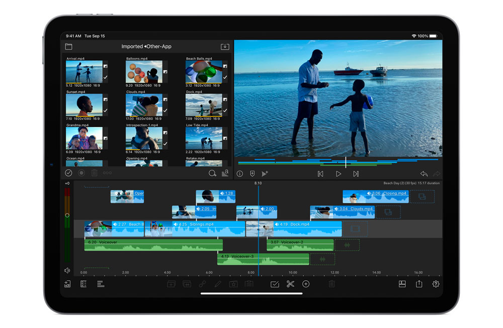Nuevo iPad Air 2020