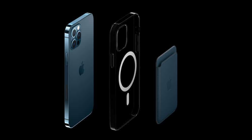 Cargador inalámbrico Magsafe del iPhone 12 Pro y iPhone 12 Pro Max