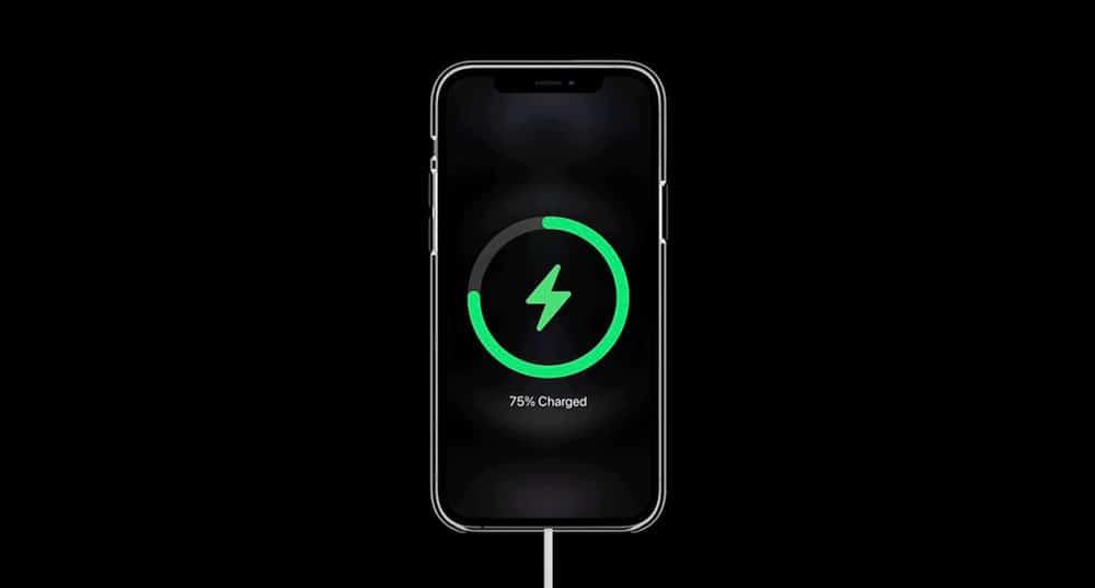 Nuevo conector Magsafe del iPhone 12