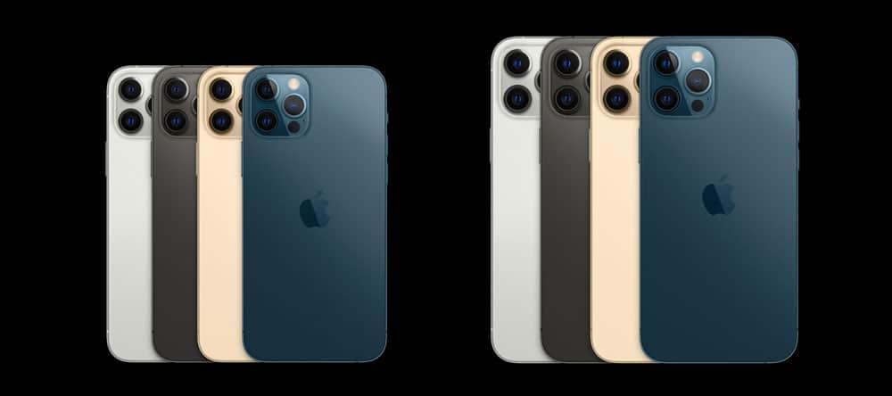 Precio y disponibilidad de los iPhone 12 Pro y iPhone 12 Pro Max