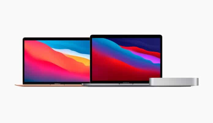 Nuevos Mac Mac Apple Silicon de Apple