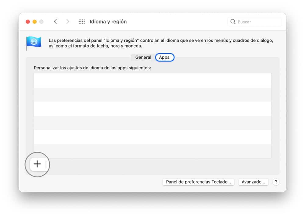 Traducción de Safari en macOS Big Sur