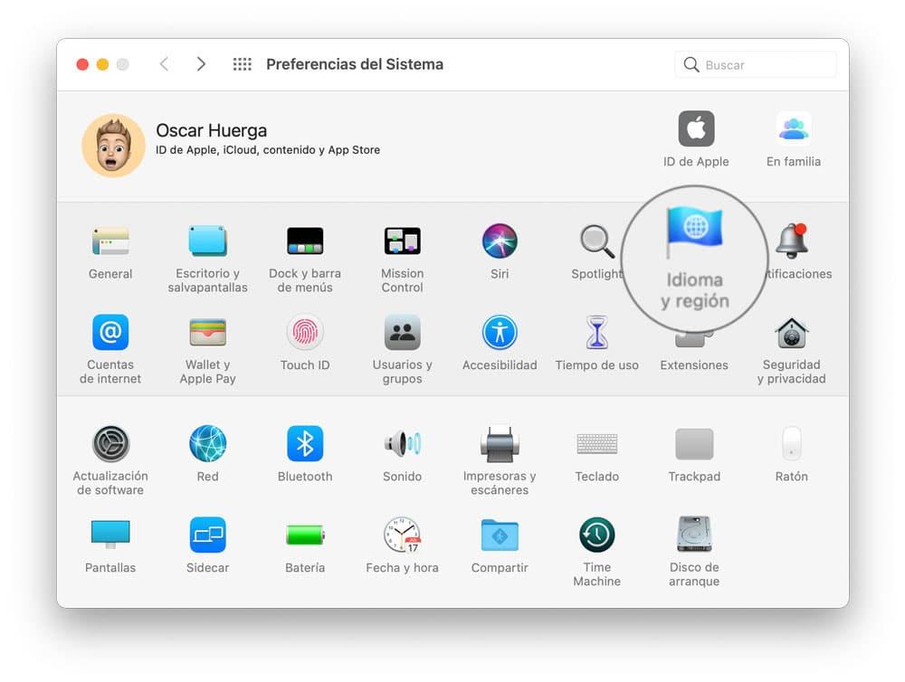 habilitar la traducción de Safari en macOS Big Sur