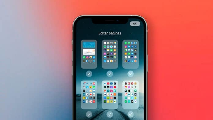 Aprende cómo ocultar páginas de aplicaciones en iOS 14