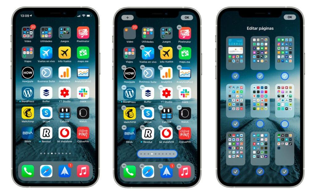Cómo ocultar aplicaciones en iPhone con iOS 14