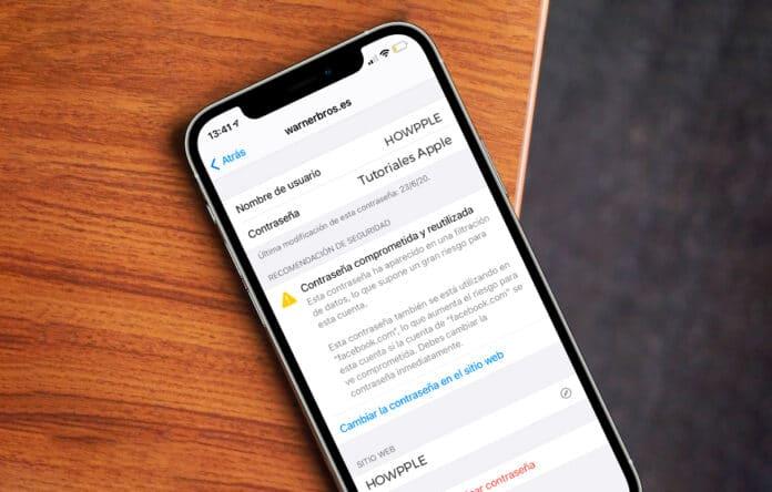 Cómo revisar contraseñas guardadas en iCloud
