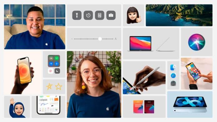 cursos de primeros pasos virtuales en Today at Apple