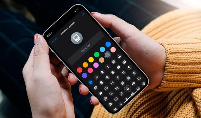 Cómo personalizar los iconos de la App recordatorios en iPhone y iPad