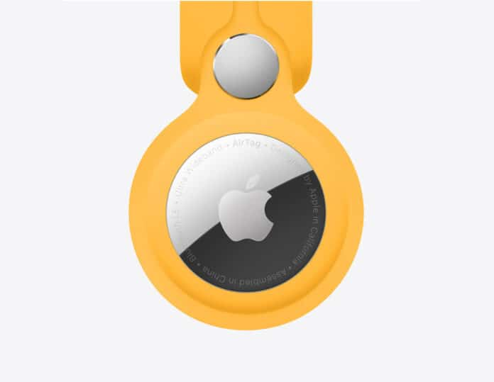 Localizador de objetos Apple AirTags