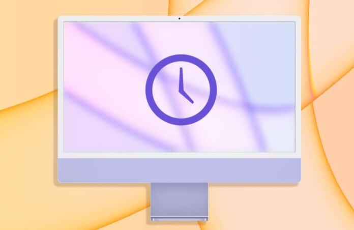 Cómo apagar y encender automáticamente un Mac