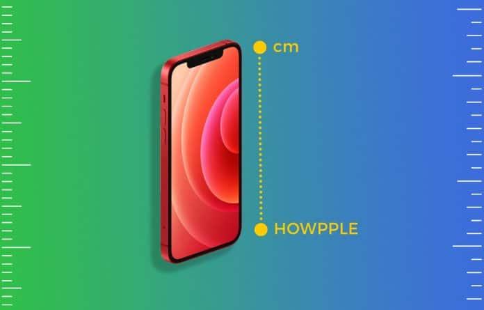medir altura con iphone