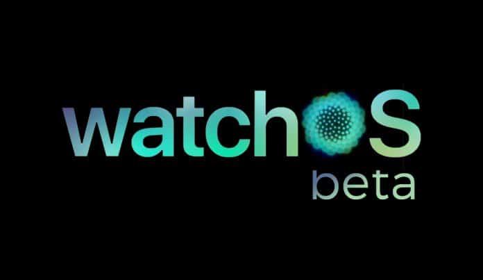 beta de watchOS 8