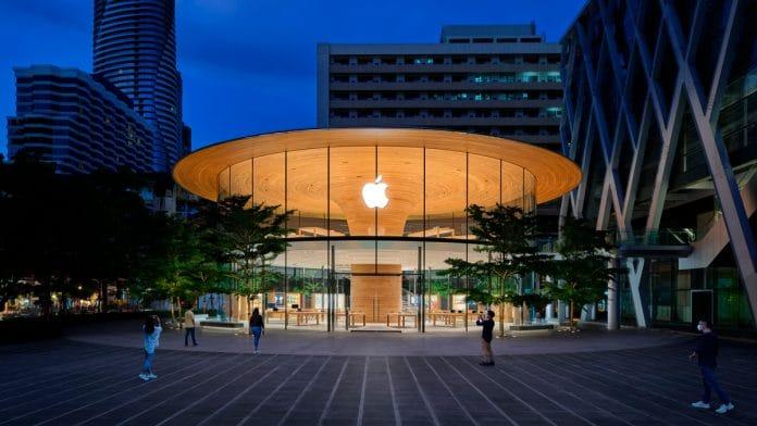 Resultados Apple 2021