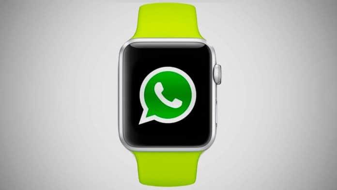 notificaciones de WhatsApp en Apple Watch