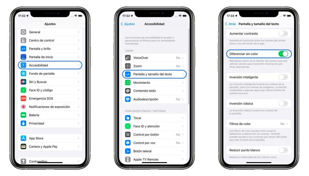 personalizar los iconos de las etiquetas en iOS 15