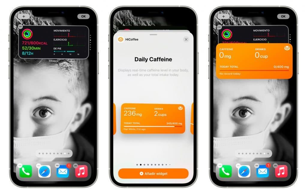 Cómo añadir widgets de terceros al widget grupo inteligente en iPhone y iPad