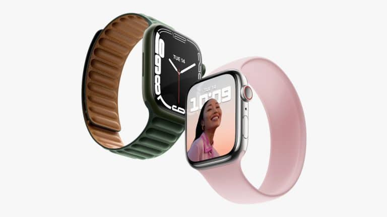 Apple Watch 7: Pantalla más grande, mayor resistencia y carga rápida USB-C
